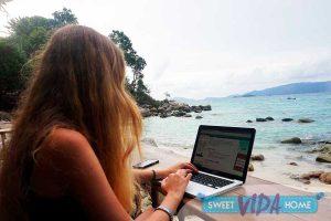 pros y contras de ser un nómada digital