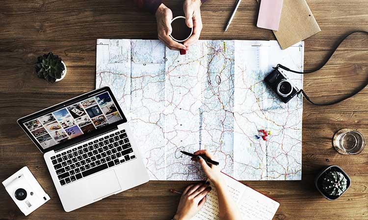 planificar un viaje en pareja