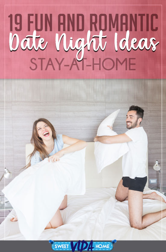 Couple Date Ideas stay-at-home