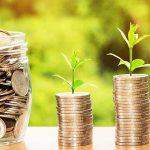 Geld sparen im Alltag, wachsendes Geld