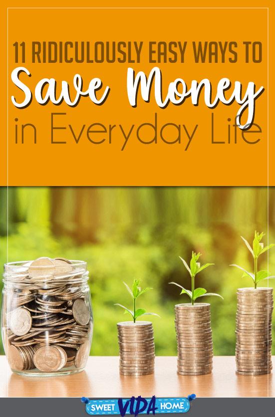 Saving Money Pin