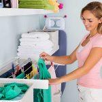 secar la ropa en casa