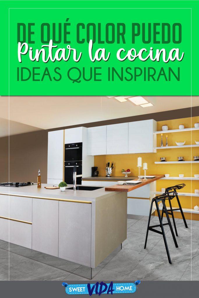 color para cocina pin