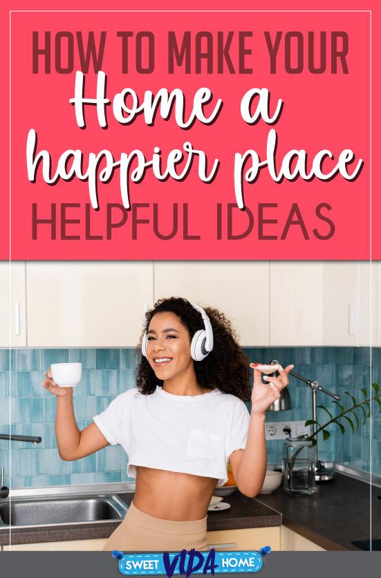 happier at home pin