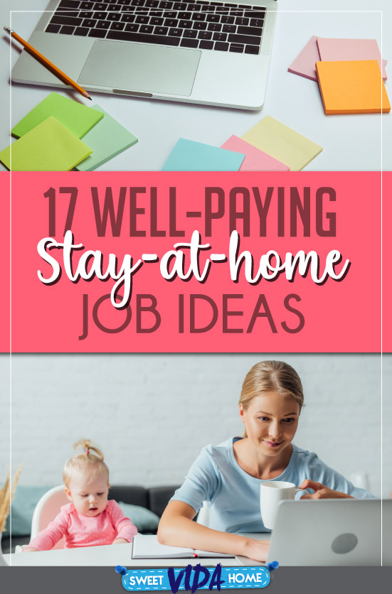 stay at home job ideas