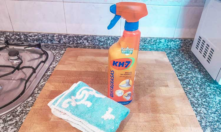 herkömmlicher Reiniger zum Waschmaschine säubern